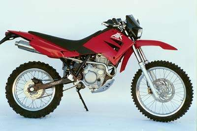 ATK 125 4-Stroke technical specifications